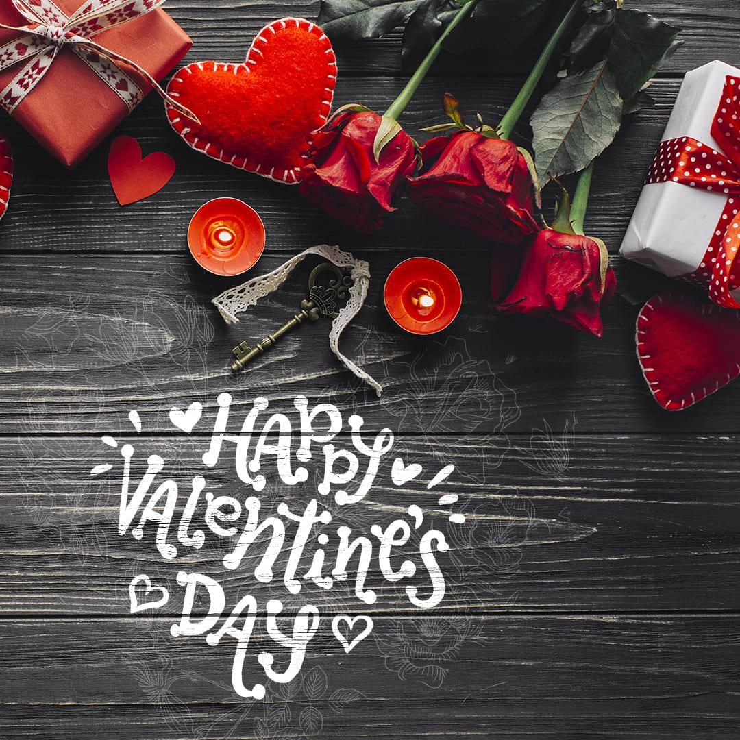 Предлагаем устроить LIKETIME в честь Дня Святого Валентина