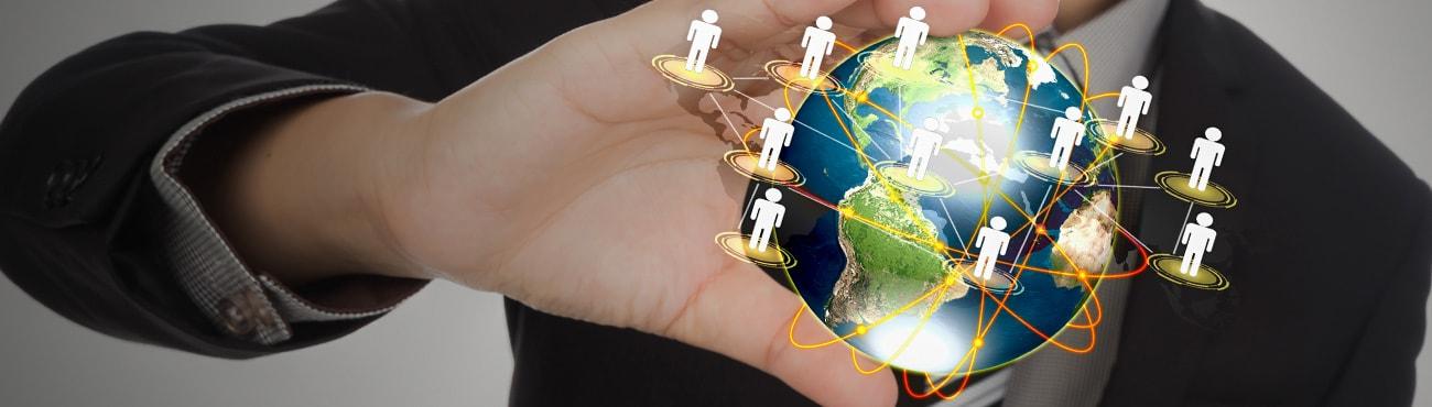 Продвижение международного проекта