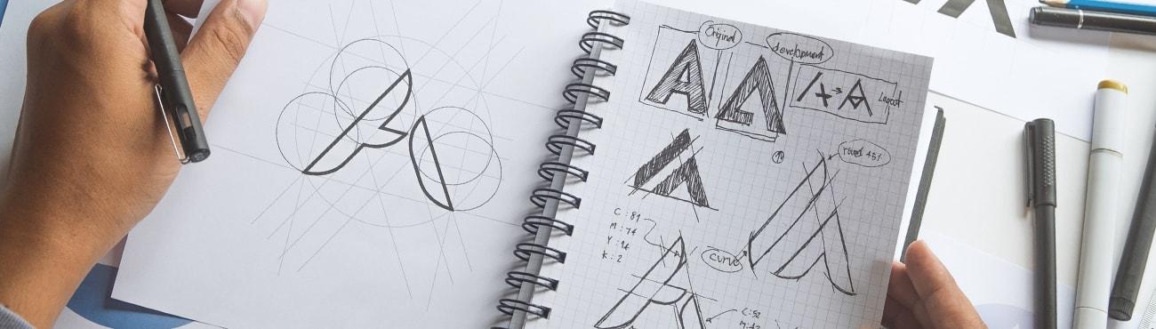 Разработка логотипа магазина