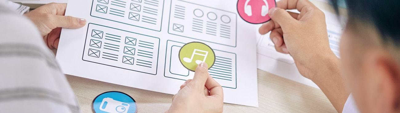Web-дизайн сайтов