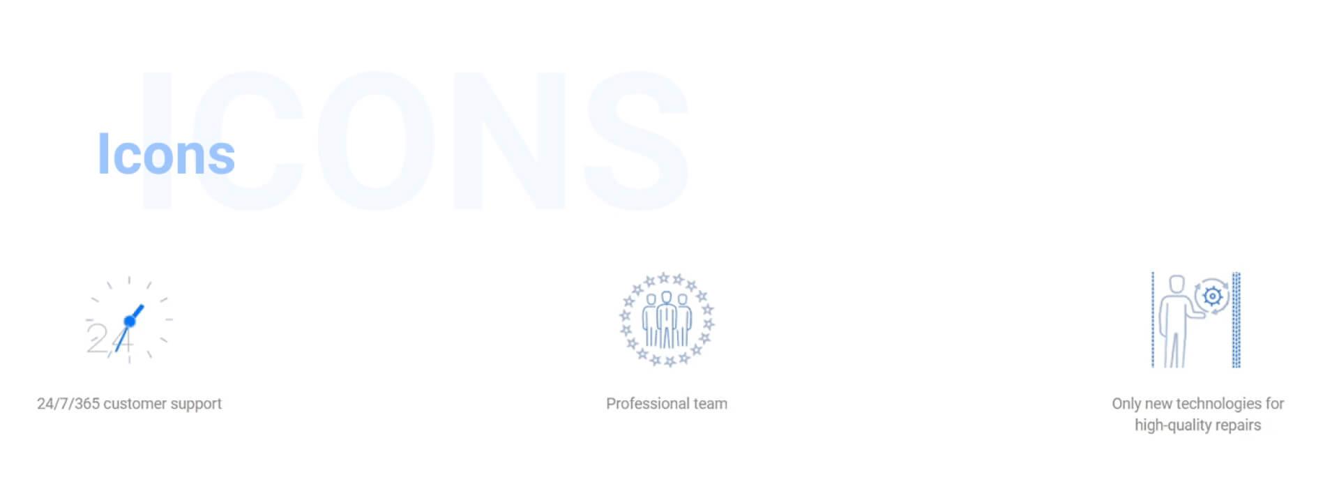 Разработка под ключ сайта услуг ремонта бытовой техники - кейс iPapus Agency