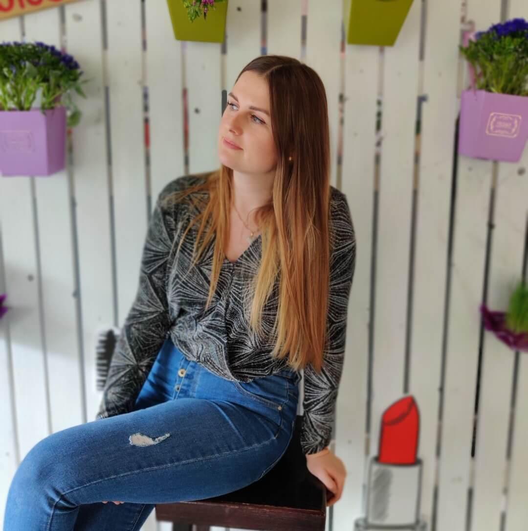 Специалист по работе с репутацией Елена Леонтьева