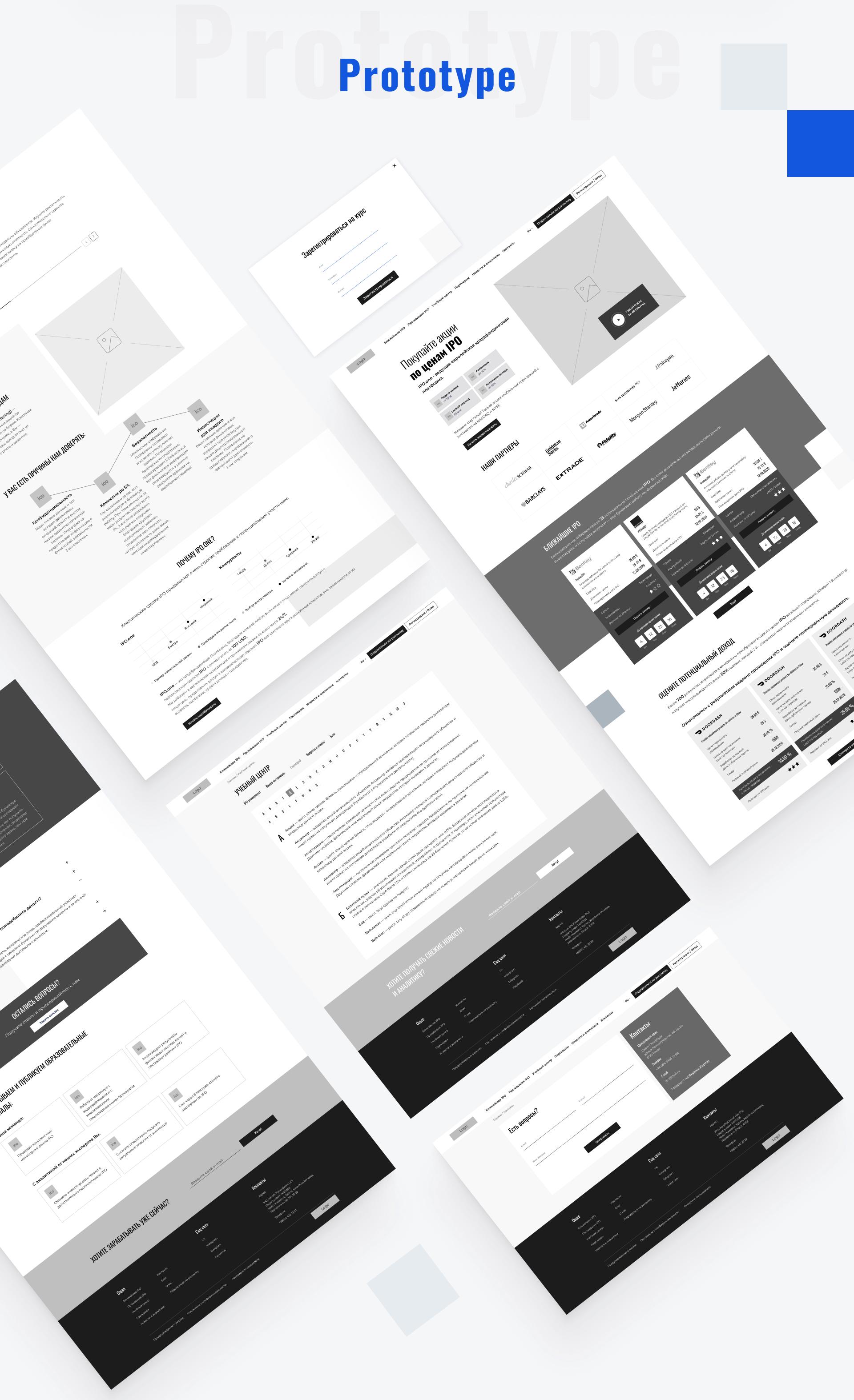 Разработа сайта ведущей европейской краудфандинговой платформы - кейс iPapus Agency