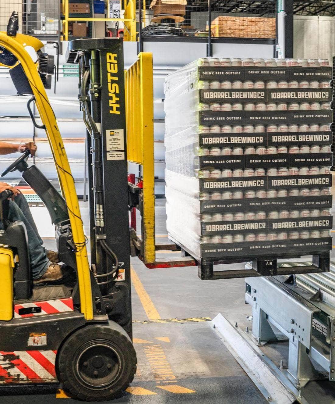 SEO продвижение сайта складского оборудования и техники для склада - кейс iPapus Agency